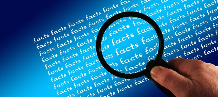 Magnifying facts