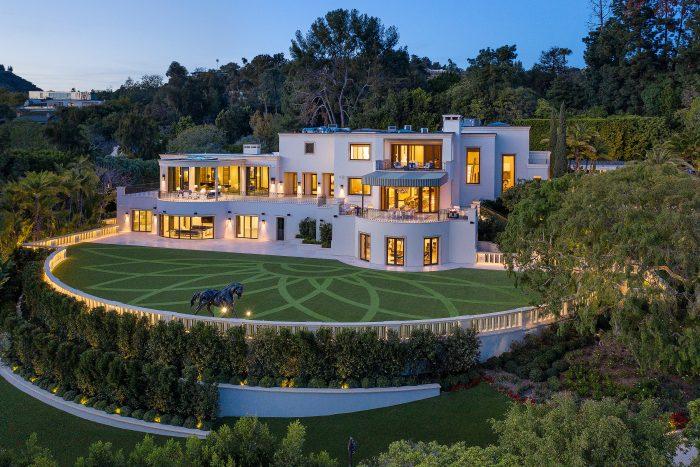 steve wynn beverly hills estate