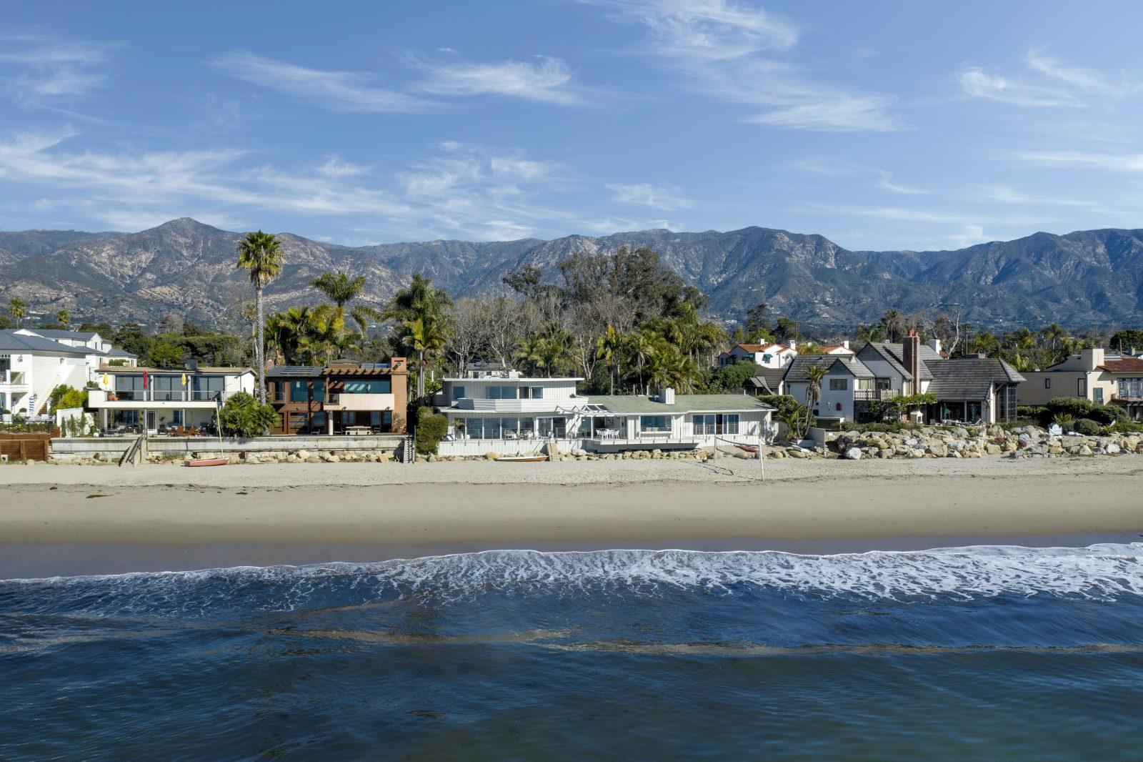 luxury oceanfront homes in montecito california
