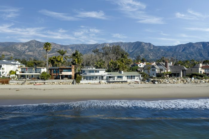 luxury oceanfront homes in montecito california