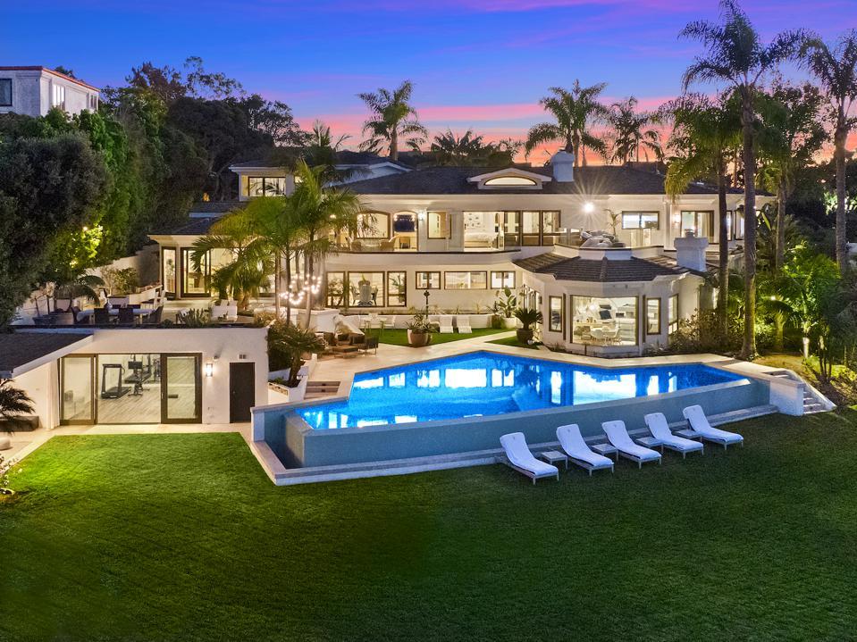 $12-million contemporary home in La Jolla