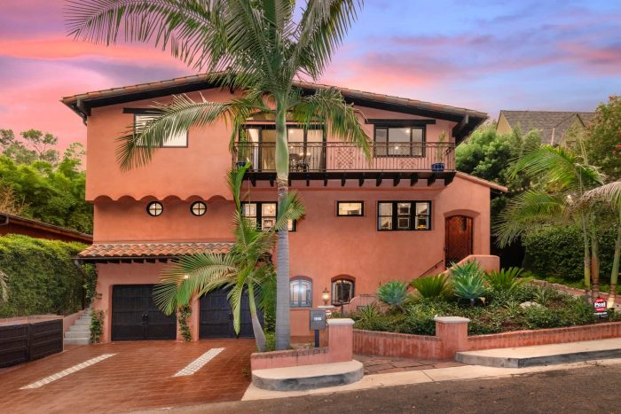 aj mclean's former house in los angeles