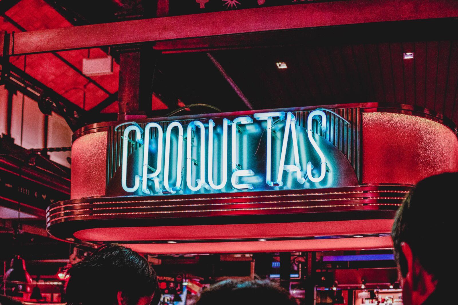 madrid restaurant tapas bar