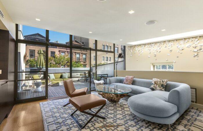 luxury townhouse in west village manhattan new york city