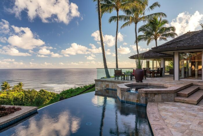 anini vista luxury home with ocean view