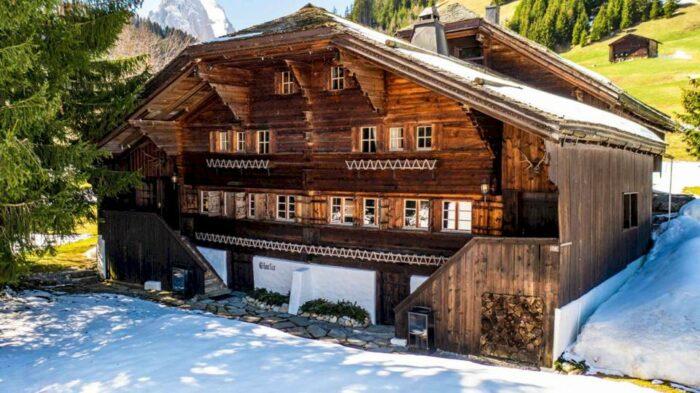 1607 chalet charlix in gstaad switzerland